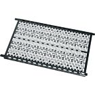 """Middle Atlantic LL-VP2110 Vertical Mounting Plate (21"""" x 10"""")"""
