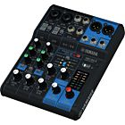 Yamaha MG06X 6-Input Stereo Mixer with Built-In Effects