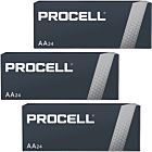 Duracell Procell AA 1.5V Alkaline Batteries (72 Pack)