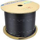Canare GS-6 OFC Guitar, Keyboard and Instrument Cable (Black, 656'/200m)