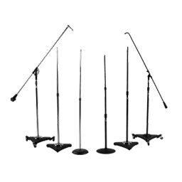 Microphone Systems & Stands