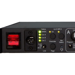Power Supplies & Master Stations