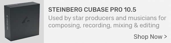 Steinberg Cubase Pro 10.5 (Download)