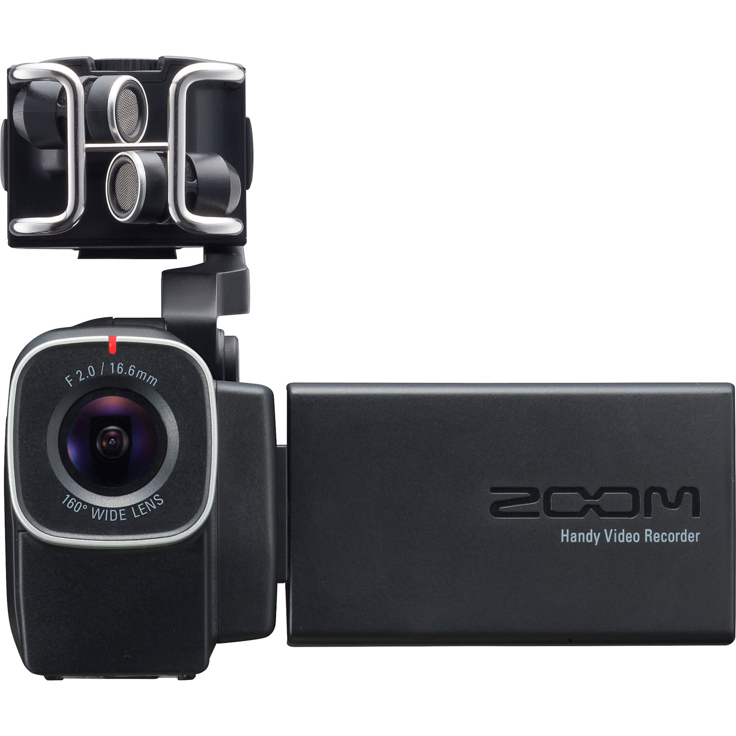 Zoom Q8 Handy Video Recorder Aph 1 Accessory Package For H1