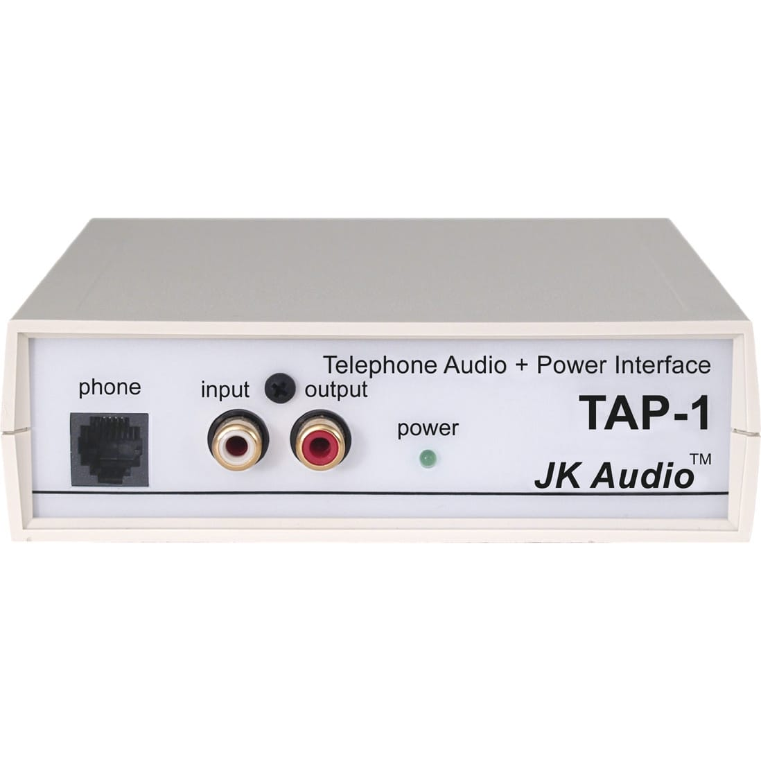 Jk Audio Tap 1 Telephone Power Interface Hybrid Phone Echo Cancellation Circuit Electrical