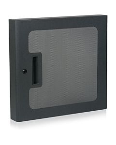 "Atlas Sound MPFD12-3 - 3"" Depth Micro Perf Door for WMA 12RU"
