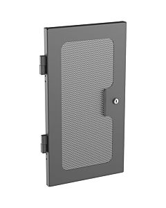 "Atlas Sound MPFD12-HR - 1"" Deep Micro Perf Door for WMA12-19-HR"