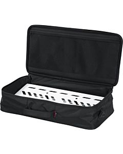 Gator Cases GPB-BAK-WH Large White Pedal Board with Carry Bag