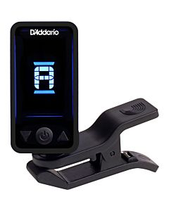 D'Addario Planet Waves PW-CT-17BK Eclipse Clip-on Tuner (Black)