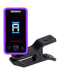 D'Addario Planet Waves PW-CT-17PR Eclipse Clip-on Tuner (Purple)