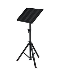 Gator Cases GFW-UTL-MEDIATRAY2 Heavy-Duty Adjustable Media Tray Stand