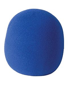 On-Stage ASWS58BL - Foam Windscreen (Blue)