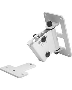 Genelec 8000-402W - Adjustable Wall Bracket, Fits All 8000 Series Speakers - White Finish