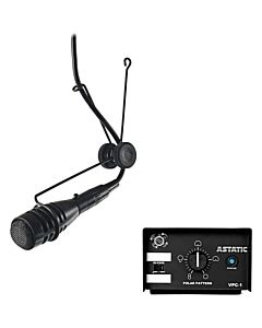 CAD 1600VP - Variable Polar Pattern, Condenser, Hanging Microphone System
