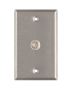 Horizon Pro Co WP1019 BNC Feed Thru Wallplate