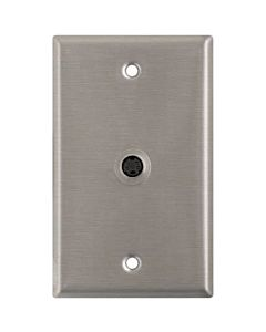 Horizon Pro Co WP1060 Female S-Video Wallplate