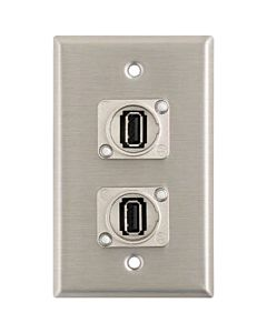 Horizon Pro Co WP1065 Dual USB Wallplate
