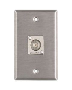 Horizon Pro Co WP1039 BNC Feed-Thru Wallplate
