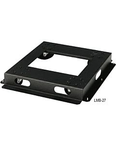 """Lowell LMB-32 Mobile Base with Standard Casters (32"""" Deep)"""