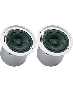 """Electro-Voice EVID C10.1 High-Power Ceiling Subwoofer (10"""", Pair)"""