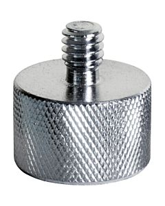 """On-Stage MA200 - 5/8"""" to 1/4"""" Microphone Screw Adapter"""