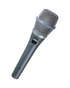 Shure Beta 87A Vocal Microphone