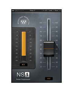 Waves NS1 Noise Suppressor - Automatic Noise Suppression Plug-In (Download)