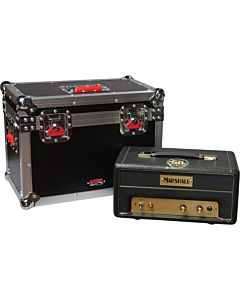 Gator Cases G-TOURMINIHEAD2 ATA Tour Case for Mid Size Lunchbox Amps