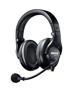 Shure BRH440M-LC Dual-Sided Broadcast Headset