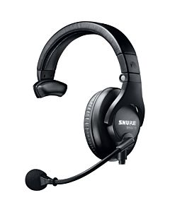 Shure BRH441M-LC Single-Sided Broadcast Headset