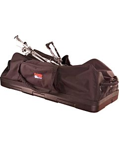 "Gator Cases GP-HDWE-1436-PE Drum Hardware Bag with Wheels and Molded Bottom (14"" x 36"")"