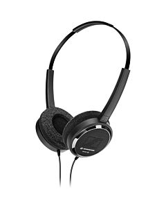 """Sennheiser HP 02 Stereo On-Ear Headphones with 39"""" Cable (20 Pack)"""