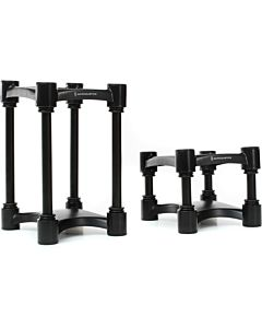 IsoAcoustics L8R155 Medium Home and Studio Speaker Stands (Pair)