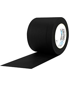 "ProTapes Tunnel Tape 4"" (Black)"