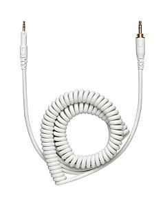 Audio-Technica HP-CC-WH Replacement Cable for M-Series Headphones (White)