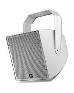 "JBL AWC159 - All-Weather Compact 2-Way Coaxial Loudspeaker with 15"" LF (Light Gray)"