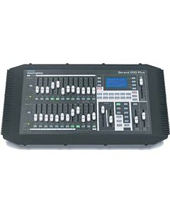 Strand Lighting 200 Plus Series 12/24 Lighting Control Console