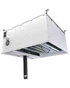 FSR CB-224SP Smart Ceiling Enclosure with Projector Pole Mount