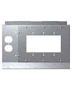 FSR FL-1500-3GP 3-Gang Large Plate