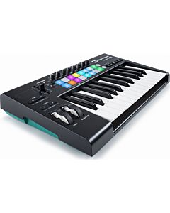 Novation Launchkey 25 Mk2 USB MIDI Controller