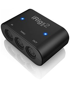 IK Multimedia iRig MIDI 2 Interface for iOS