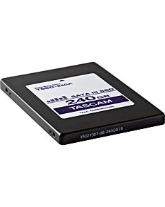 "Tascam TSSD-240A 240GB 2.5"" Serial ATA Solid State Drive"