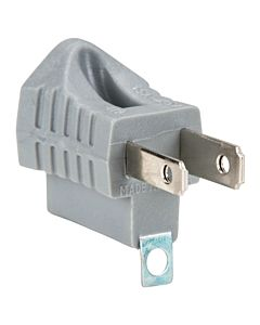 Parts Express 110-211 3-Prong to 2-Prong Power Adapter