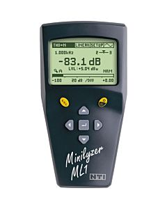 NTi ML1 Minilyzer Audio Analyzer
