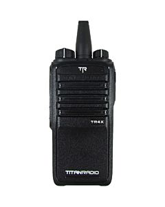 Titan Radio TR4X UHF Two-Way Radio