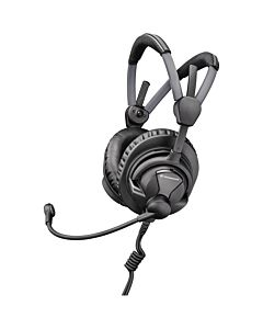 Sennheiser HME 27 Broadcast Headset with Pre-Polarized Condenser Microphone (No Cable)
