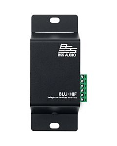 BSS BLU-HIF Telephone Headset Interface