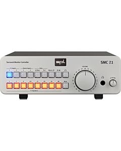 SPL SMC 7.1 Surround Monitor Controller (Silver)