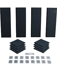 Primacoustic London 8 Room Kit (Black)