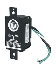 Middle Atlantic CWP-120-PCON Controlled Wall Plate